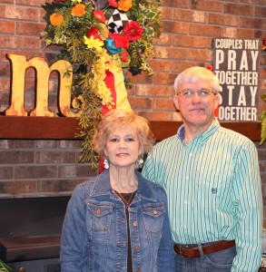 Pastor Byron and Dianne Murray